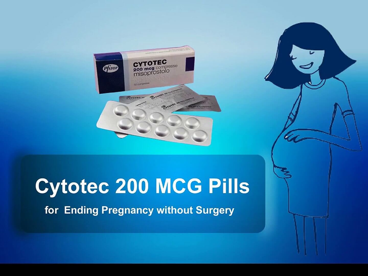Know more about Cytotec pills used to terminate pregnancy