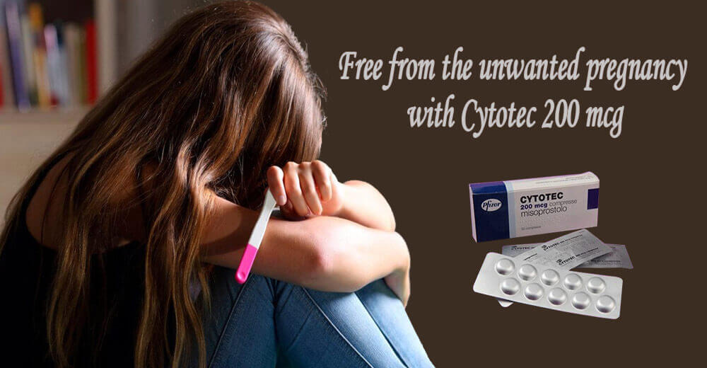 cytotec for unwanted pregnancy