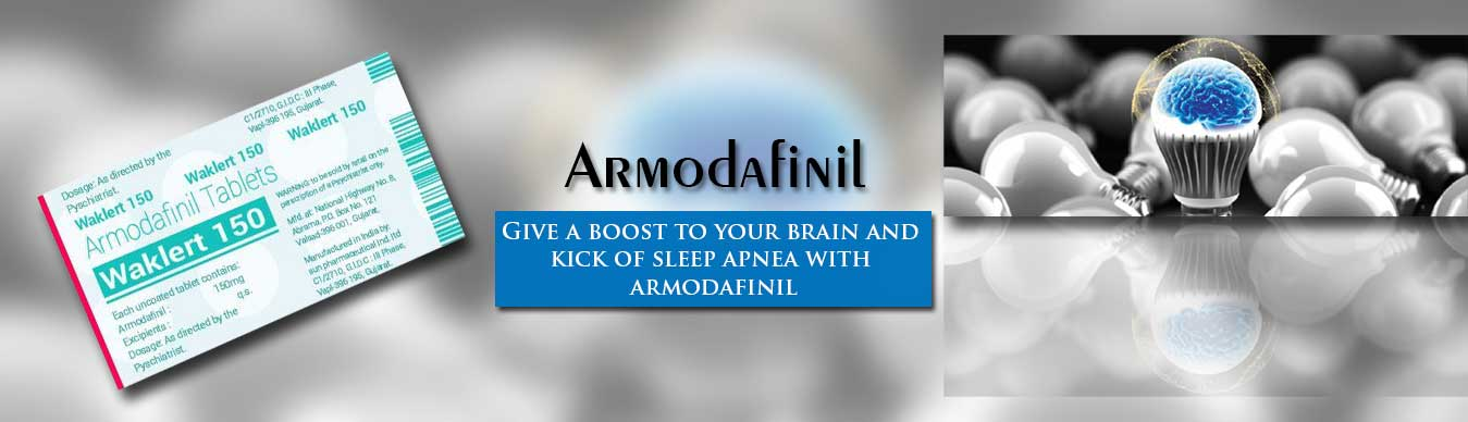 Armodafinil Pills at - genericsmartdrugs.com