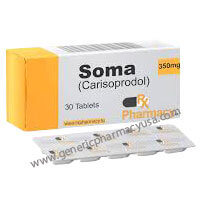 Buy Soma Online to Obtain Reparation from Painful Muscle Conditions